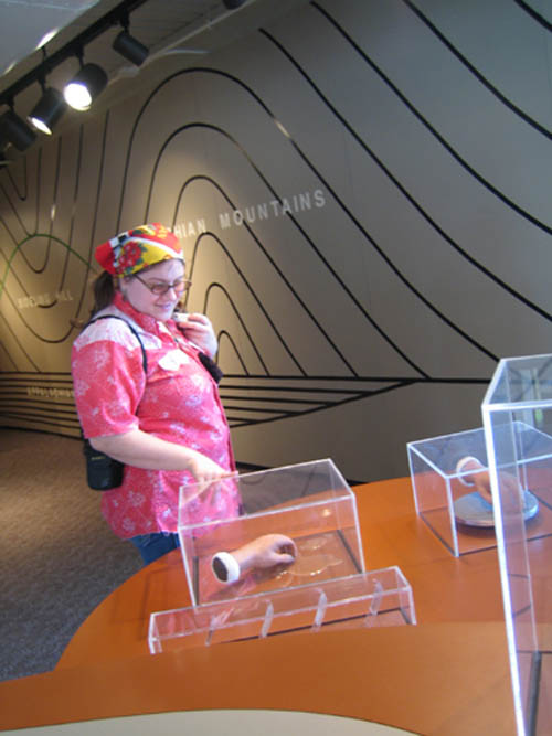 Sideling Hill Geological Center